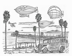 EBRA 2018 (rod1691) Tags: myart art sketchbook bw scifi grey concept custom car retro space hotrod drawing pencil h2 hb original story fantasy funny tale automotive illistration greyscale moonpies sketch sexy