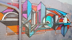 Nor... (colourourcity) Tags: streetart streetartaustralia streetartnow graffitimelbourne graffiti melbourne burncity awesome colourourcity nofilters original nore nor bb