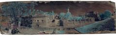 Torre del Mar (Ar@lee) Tags: ir infraroig catalunya fotografíainfrarroja photographyinfrared fullspectrum nikond7000 airelibre bordeparafotos sky construccion carretera arquitectura ciudad auto cielo espectrocompleto filtre720nm parque