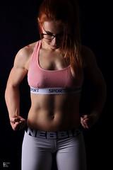 VWJ_2018_03_03_6279 (VWJ II) Tags: redhead fitness fit muscle woman shadow glasses flex sweat workout beauty model