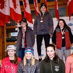 Race 2 - U18 Ladies