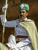 Moroccan Mounted Guard (Tony Tomlin) Tags: rabat morocco guard mountedguard royalguard lance horse