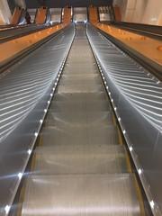 Wynyard station escalator (Simon_sees) Tags:
