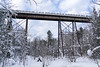 Firesteel Trestle Camping Trip, December 2017-14 (Nathan Invincible) Tags: winter wintercamping snow snowshoes camping upperpeninsula up michigan michigansupperpeninsula mi forest stateforest firesteel firesteelriver