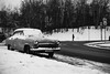 Car and you (palaskett) Tags: olympus moscow om1 bw russia adox silvermax