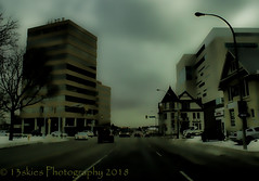 Unhinged (HSS) (13skies) Tags: hss transition darkseries vague dreams nightmares city streets lights darkness drive vision buildings topaz effects software
