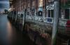 Hamburg - Schmuddelecke (Pana53) Tags: photographedbypana53 pana53 hamburg elbe tageszeit langzeitbelichtung longexposure stadt altona lichter outdoor landschaft landschaftsaufnahmen gebäude umwelt himmel sky rundgang nikon nikond500
