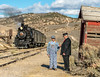 Time to head for home (kdmadore) Tags: nevadanorthern nnry ely steam steamlocomotive railroad train 93 40 nevadanorthernrailwaymuseum nevadanorthernrailway