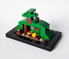 79003-1: An Unexpected Gathering Miniature - Back (dhsign) Tags: lego miniature hobbit unexpected gathering shire bag end