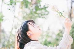 (eripope) Tags: girl women green portrait canon 5dmark3 love cute relaxing