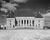 Supreme Court of Canada (Howard Sandler (film photos)) Tags: supreme court canada ottawa capital blackandwhite film largeformat4x5 winter graflex crown wollensak optar architecture