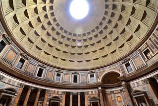 Pantheon, dome