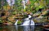 IMG_0017 (christopherskillman) Tags: autumn poconos waterfalls pennsylvania leaves foliage
