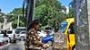 Fruit Vendor (MYANMAR) (ID Hearn Mackinnon) Tags: street vendor myanmar burma burmese 2017 yangon rangoon city urban south east asia asian lady people fruit culture selling working worker seller society multicultural