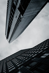 L'Avenue Tower (s.W.s.) Tags: skyscraper building architecture city urban downtown buildings tower montreal up glass sky quebec canada nikon d3300 lightroom