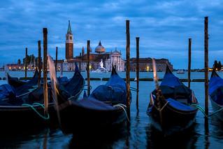 San Giorgio blue classic