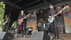 Larry and the Handjives (BonsaiTruck) Tags: gig autritt band larry handjives weinfest braufest rheine emstorplatz