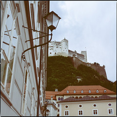 Summer 2017 LXXVI (__Daniele__) Tags: lautriche ausztria austria österreich salzburg festung hohensalzburg 6x6 120 80mm 35to220 planar hasselblad medium format sredni mittelformat fuji velvia rvp e6 slide diapositive