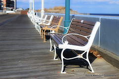 02 February 2018:  Have a seat (RobinMSP) Tags: february2018c dailywalk winter benches boardwalk ocean beach oceancity easternshore maryland maidinsunphotography