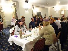 Duchy Capri and Classic Ford Club Christmas Meal - Saturday 9th December 2017 (Duchy Capri Club) Tags: duchy capri classic ford club christmas meal saturday 9th december 2017 inn for all seasons redruth cornwall