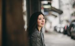 recurring dream (hurtingbombz) Tags: girl bokeh dof helios nikon portrait chinese model hongkong winter