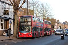 20180106 014 High Road, N12. AD Enviro400 TE1446, LK13 BFX (15038) Tags: buses lt londontransport northfinchley n12 highroad adenviro400 te1446 lk13bfx