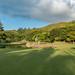Golfplatz auf der Insel Praslin
