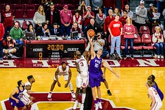 Jump Ball 9895 (Robert Duval Photography) Tags: basketball college sooners tcu action ou norman