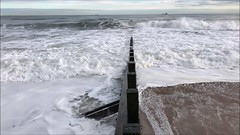 Rough Sea - Aberdeen Beach Scotland 15/1/2018 (DanoAberdeen) Tags: bonnyscotland aberdeen autumn aberdeencity aberdeenscotland abdn grampian danoaberdeen dano winter water weather scotia scotland schotland scottishhighlands škotija sky whitewater northsea 2018 aberdeenbeach playa plage candid amateur iphone7plus iphone iphonevideo mpeg 4k roughsea dangerous nature landscape scottishwater waves tidal storm oilandgas seaport harbour tug wasser footdee fitdee scottish bonnie blue danophotography spring summer psb gb uk seafarers shipspotting shipspotters supplyships offshore oilrigs workboats river offshoreships oilships bluesky aht imo generalcargo merchantnavy worboat abz geotagged merchantships watercraft