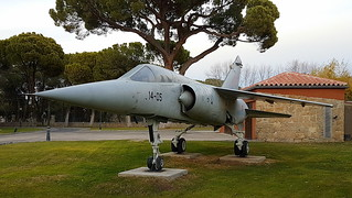 Dassault Mirage F1M Spain Air Force serial C.14-10 code 14-05