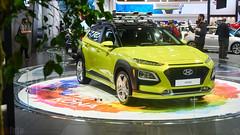 Canadian International Auto Show 2018 (chaozbanditfoto) Tags: toronto ontario canada cias cias2018 hyundai kona