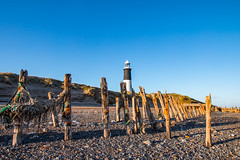 Spurn Point (@Bradders) Tags: spurn point sea sky birds lighthouse beach sand sunset tide landscape seascape humberside river