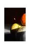 Picciuolo, petiole, petiŏlus (Fiorenzo Delegà) Tags: petiŏlus petiole leafstal luce ombra light shadow frutta fruits apple aplles mele arancio color colore mandarino mandarancio tangerine canon eos 550d canoneos550d fiorenzodelegà