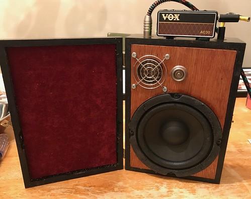 Cigar VOX Amp