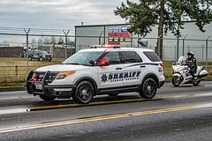 Memorial Procession of Pierce County Sheriff's Department Deputy Daniel McCartney (#484) (andrewkim101) Tags: memorial procession pierce county sheriffs department deputy daniel mccartney 484 tacoma lakewood wa washington state