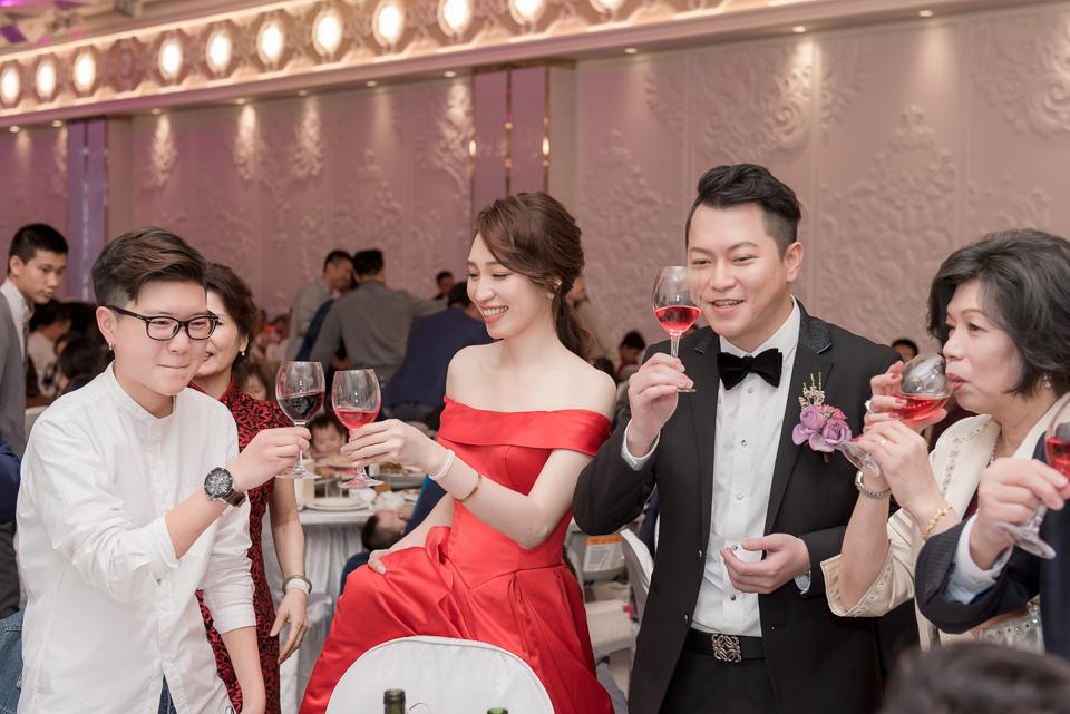 婚攝 高雄林皇宮 婚宴 時尚氣質新娘現身 S & R 154