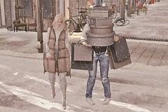 #531 (Tia Westminster 2Life4u Blog Owner) Tags: secondlife avatar female woman mesh fashion shopping style maitreya catwa lamb kc senseevent luxebox famefemme theseasonsstory poses bento animation winter snow