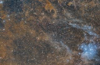 Messier 45 - 1/8/2018