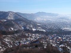a Veresvízi völgy / mountain view (debreczeniemoke) Tags: tél winter hó snow hegy mountains erdő forest fa tree tájkép landscape morgó nagybánya baiamare olympusem5