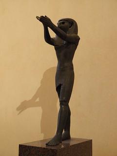 Horus, Louvre
