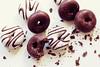 (Violeta G.) Tags: sabor dulce repostería bollería donuts donetes alimento comida merienda postre