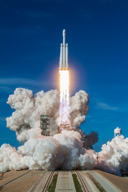 Falcon Heavy Demo Mission