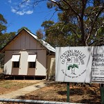 Walpeup. The former Methodist Church erected in 1937. It is now the Anglican Uniting Church within the Mallee Cooperative. thumbnail