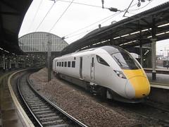 Virgin Trains East Coast 801 101. Newcastle (captaindeltic55) Tags: