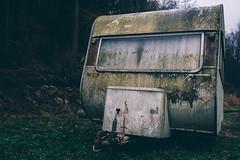 Home Sweet Home (sfp - sebastian fischer photography) Tags: decay leberbach lostplace odenwald rotten verfall weschnitz wohnwagen trailer caravan mobilehome