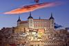 Alcazar de Toledo | Castilla la Mancha | Patrimonio de la Humanidad (alrojo09) Tags: alrojo09 toledo alcazar patrimonio humanidad color monumento cielo paisaje castillalamancha spain