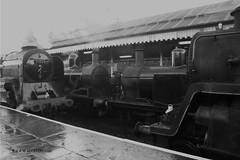 BURY 261008 71000, 1300, 47324 & 76001 (SIMON A W BEESTON) Tags: elr eastlancashirerailway bury dukeofgloucester 71000 1300 47324 76001