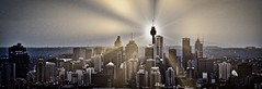 Sydney Tower.. The torch of Australia (ashley.pearsall266) Tags: sydney sydneytower australia aurorahdr hdr luminar2018 canon70d cloudsstormssunsetssunrises wowaustralia2017skybrillianceworldpicsmagazineworldbestskysunlicioussurfculture wowaustralia2018