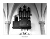 The Organ (YIP2) Tags: church abbey stbavo haarlem dutch holland sintbavokerk urban city architecture oldcity monument music organ interior marble bw