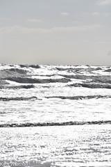 Sea road (Katy Wrathall) Tags: 2018 2018pad 56365 eastriding eastyorkshire england february fraisthorpe beach coast sea winter